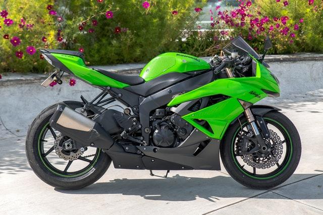 motorfiets keramische coating